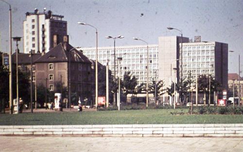 Blickrichtung KarlMarxPlatz