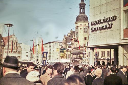 Messehaus am Markt